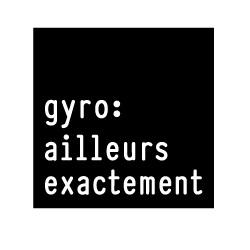 Gyro : ailleurs exactement