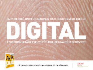 ARPP-Avis à la Pub - Digital