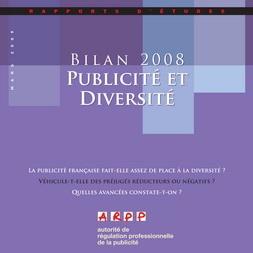 Bilan Publicité et Diversité 2009