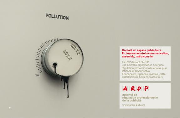 Campagne de l'ARPP réalisée par l'agence H