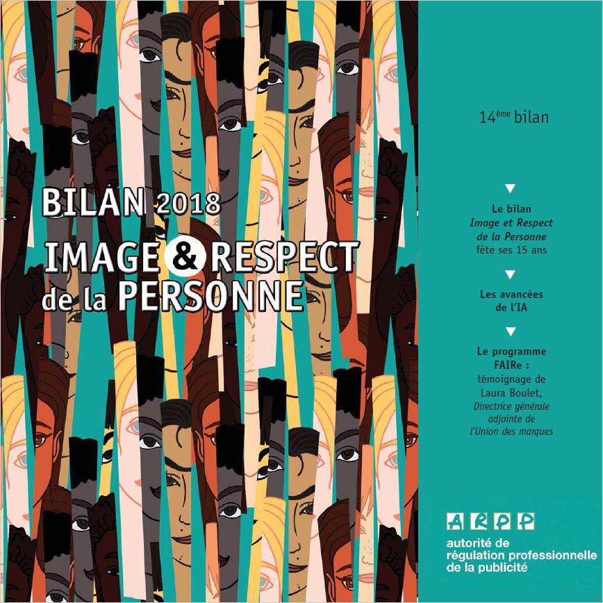 Bilan Publicité et Image et respect de la personne 2018