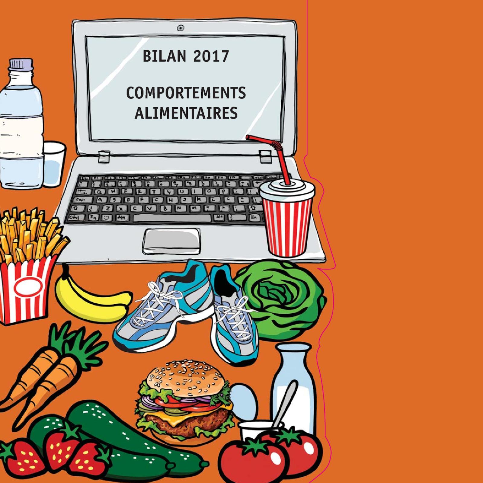 Bilan Publicité et Comportements Alimentaires 2017