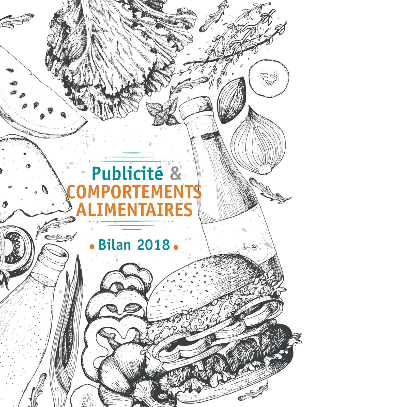 Bilan Publicité et Comportements Alimentaires 2018
