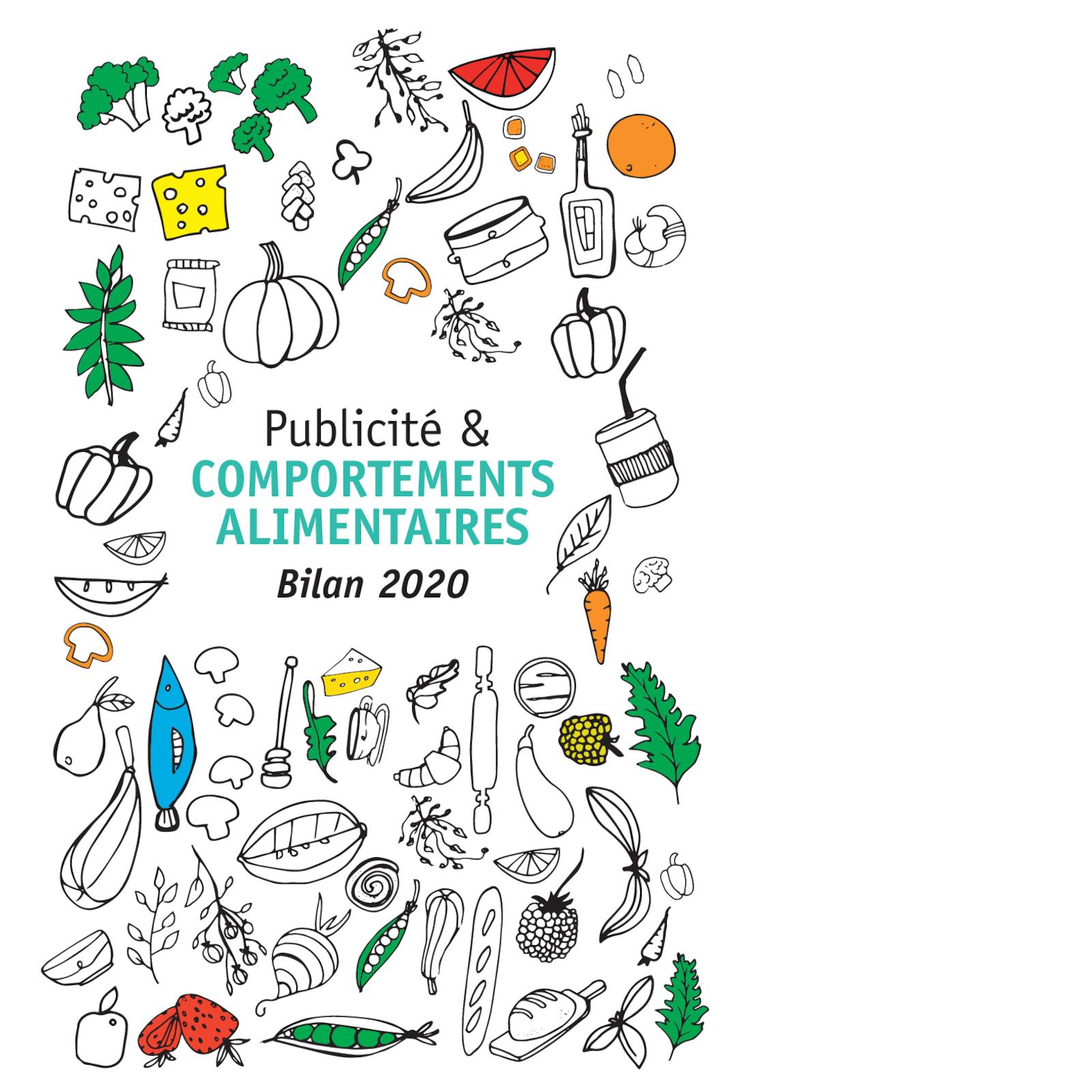 Bilan Publicité et Comportements Alimentaires 2020